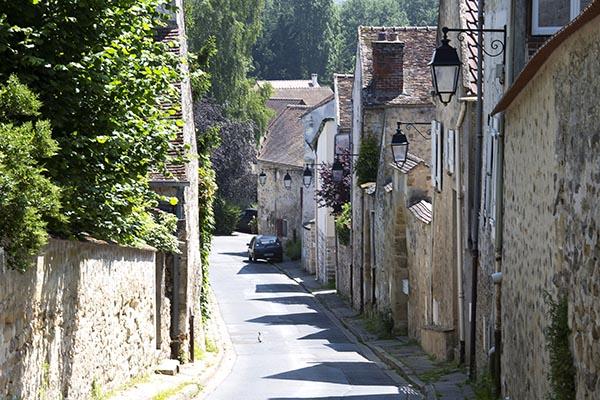 rue des Blacharts