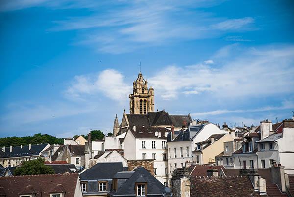 vue vieille ville