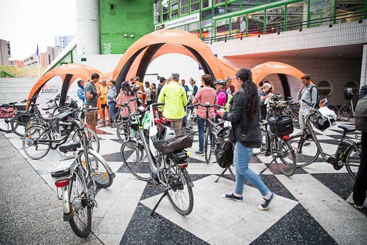 La Boussole, l'espace-conseil en mobilité de la Communauté d'agglomération de Cergy-Pontoise