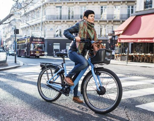 Véligo, le nouveau vélo à assistance électrique en location longue durée