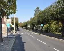 L'avenue de Verdun à Saint-Ouen l'Aumône