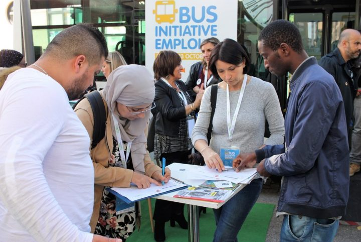 Le Bus Initiative Emploi