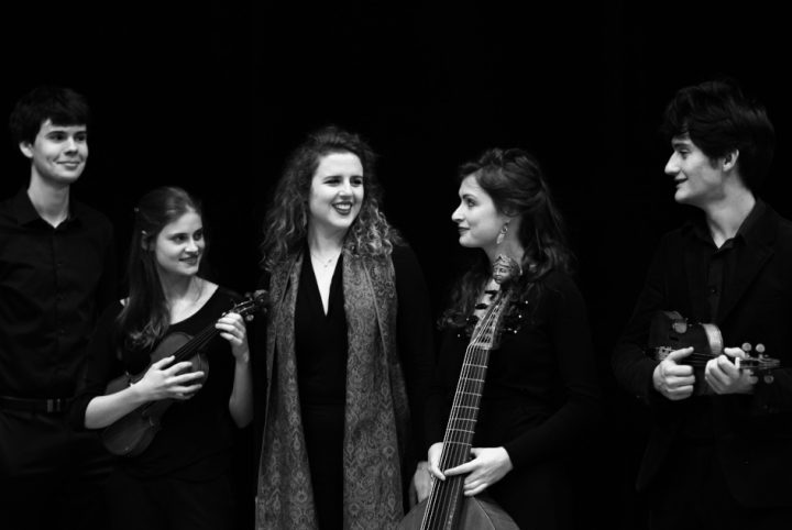 Le Consort ensemble et Eva Zaïcik, mezzo-soprano