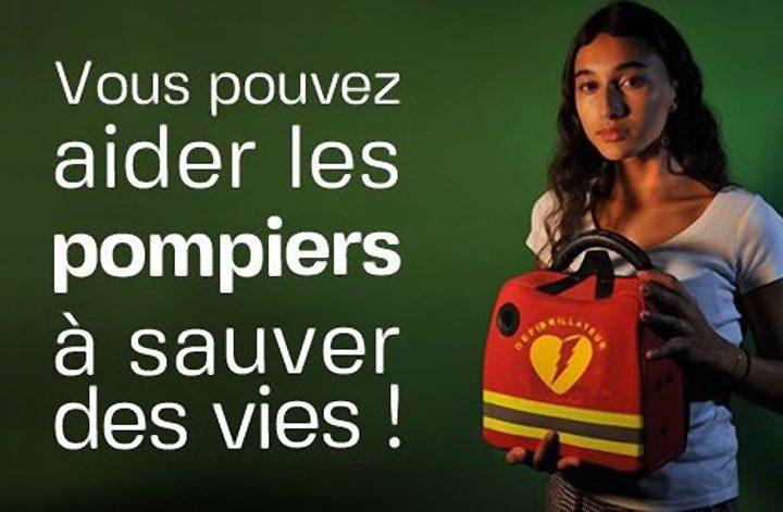 Vous pouvez aider les pompiers à sauver des vies