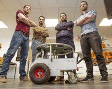 L'équipe d'Instar Robotics