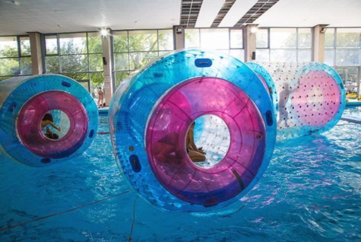 Water-roller