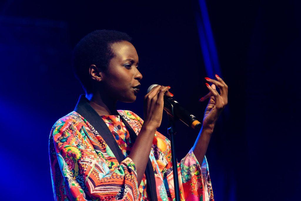 Diouma en concert