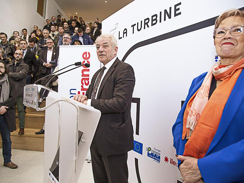 Visite de La Turbine