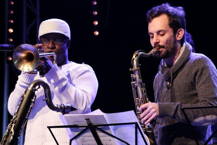 Etudiants Jazz du Conservatoire de Cergy-Pontoise