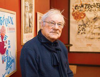 Accéder à Hubert Jappelle, une vie au service du théâtre