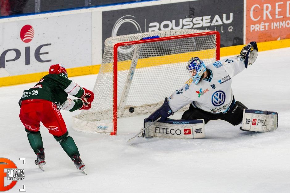 Jokers / Cergy-Pontoise vs Tours