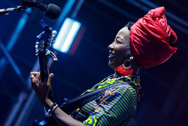 Fatoumata Diawara©Kenny Mathieson