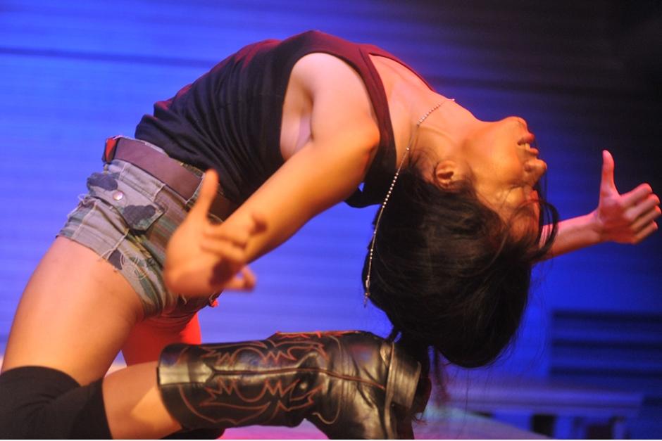 Macho Dancer - Eisa Jocson©GianninaOttiker