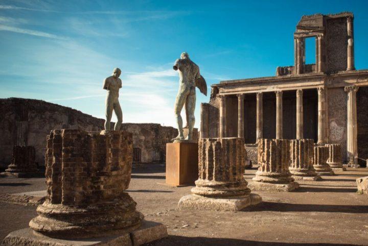 Exposition Pompei au Grand Palais