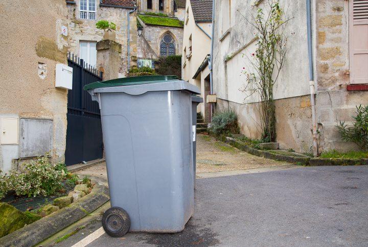 Bac rue Pontoise