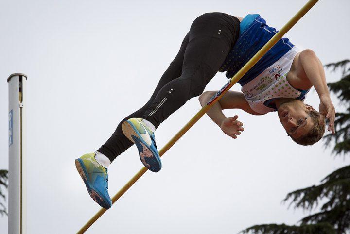 Axel Chapelle - Champion de saut à la perche