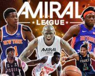 Amiral League - Basket ball Cergy-Pontoise
