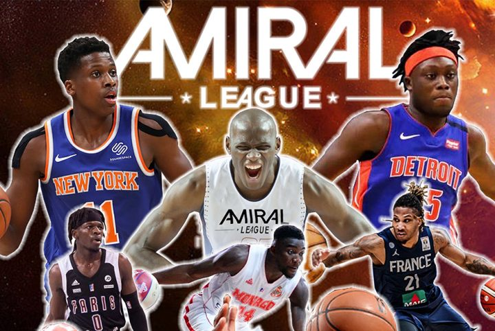 Amiral League - Basket ball Cergy-Pontoise