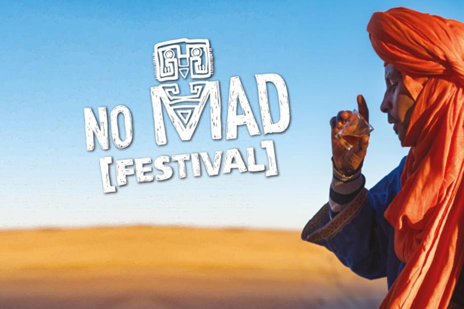 Visuel No Mad Festival