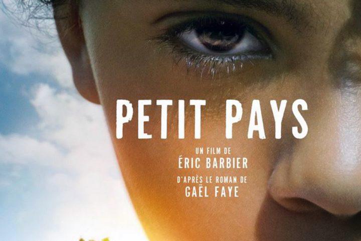 Détail affiche du film Petit Pays d'Éric Barbier