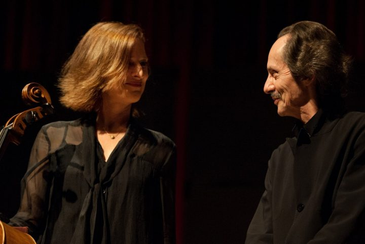 Anja Lechner, François Couturier