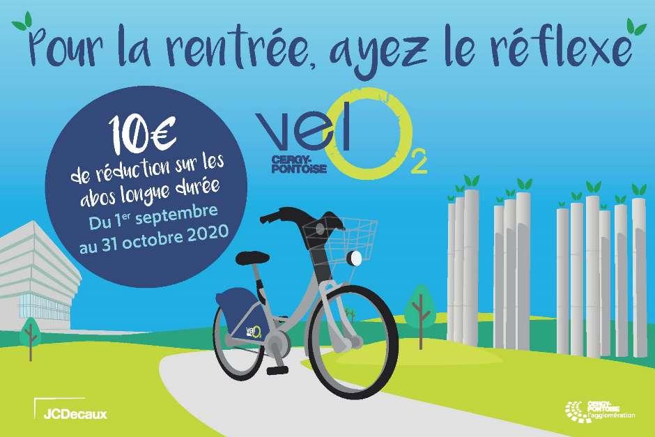 Promo rentrée Vélo2