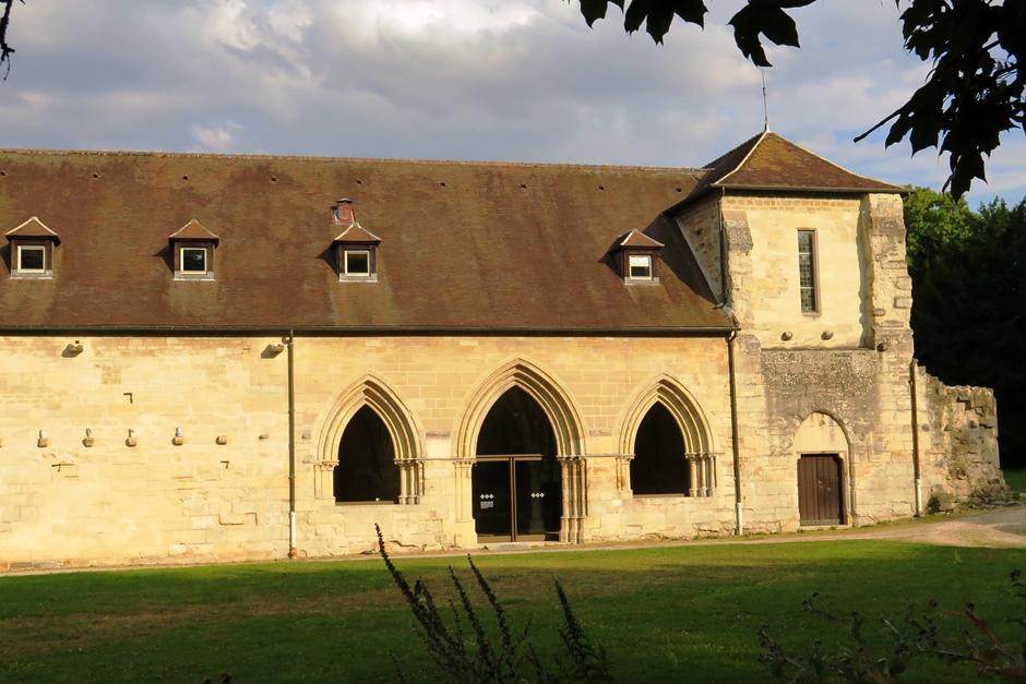 Abbaye de Maubuisson