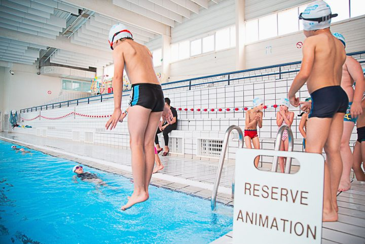 animations piscines