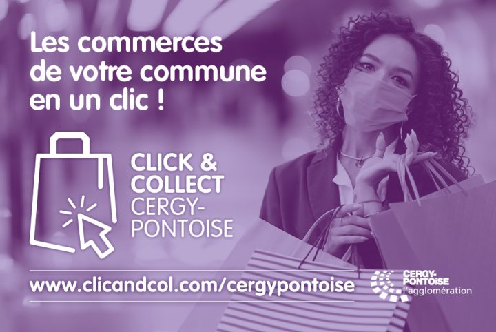 Click&Collect Cergy-Pontoise