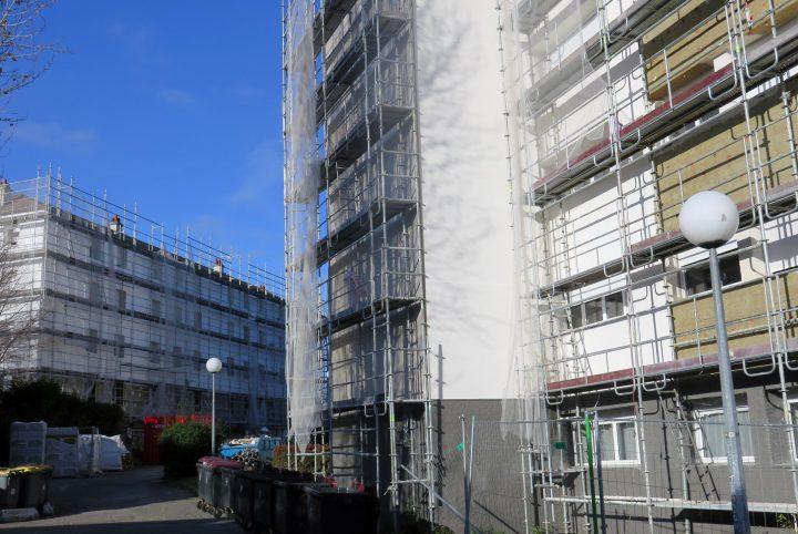 Réhabilitation du Clos de Marcouville à Pontoise