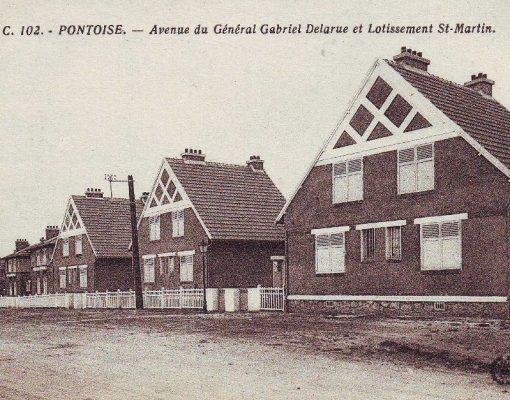 La Cité-Jardin de Pontoise