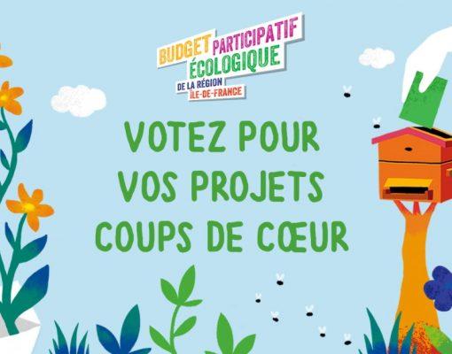 Budget participatif écologique régional