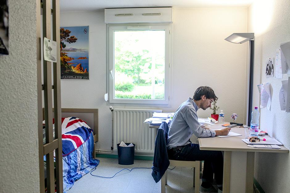 Chambre étudiants Essec Cergy-Pontoise