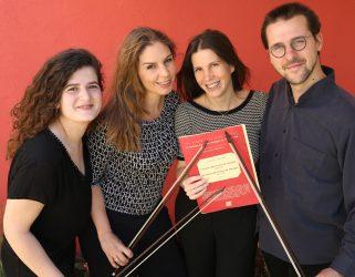 Accéder à Le Festival Baroque de Pontoise chez vous : Les Récréations de Leclair