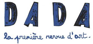 Logo revue DADA