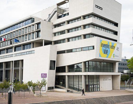 Université de Cergy-Pontoise