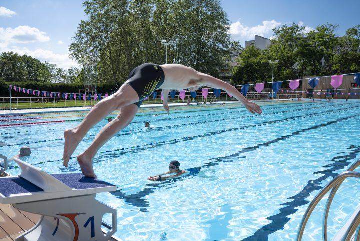 Cet été j'ai piscine à Cergy-Pontoise