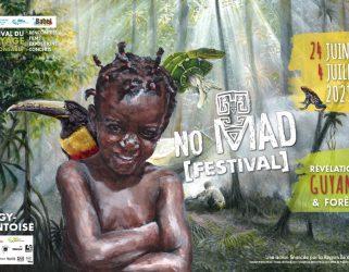 Accéder à No mad festival, entre Guyane et forêts