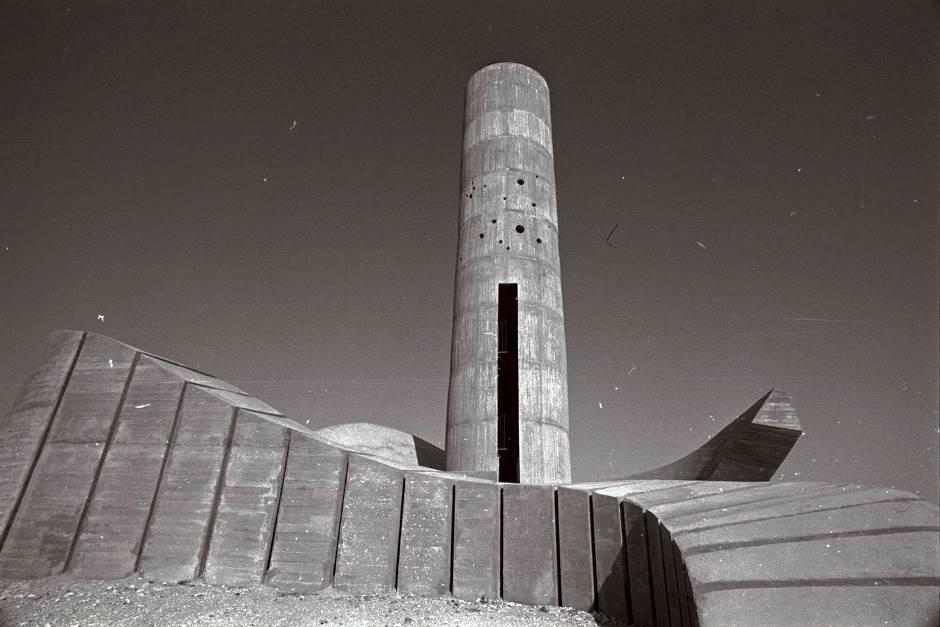 Monument du Neguev © David Rubinger