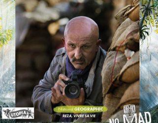 Accéder à No Mad Festival : Reza : Vivre sa vie - projection en présence de Reza