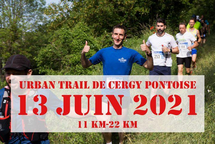 Urban Trail de Cergy-Pontoise 2021