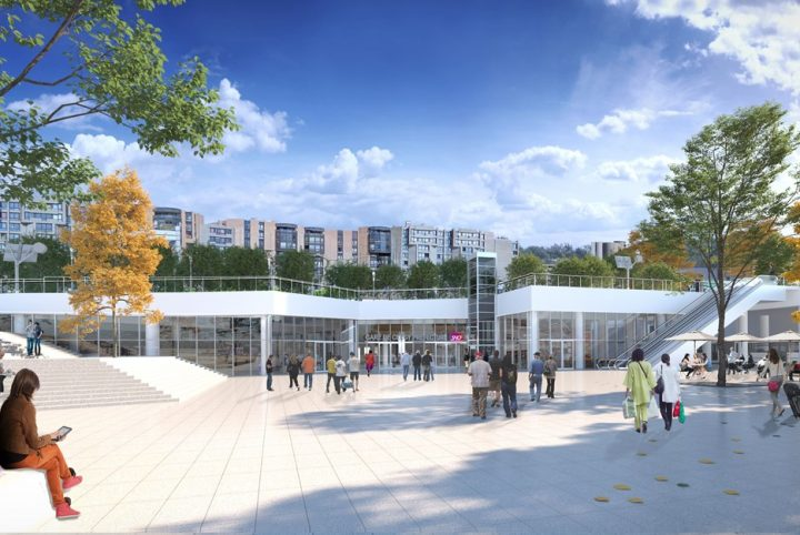 Parvis gare GC _ GaresetConnexions © ArchiGraphi