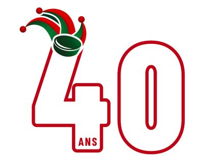 Logo 40 ans du club