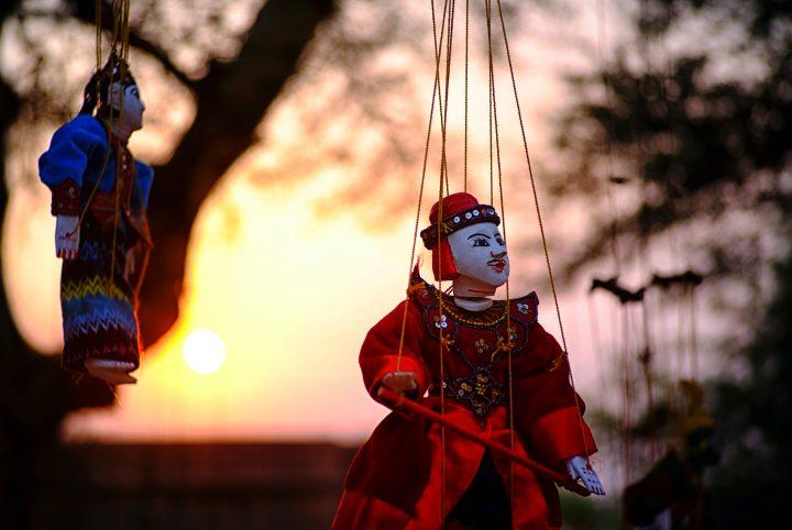 Marionnettes©Photo-de-Min-Thein-Pexels