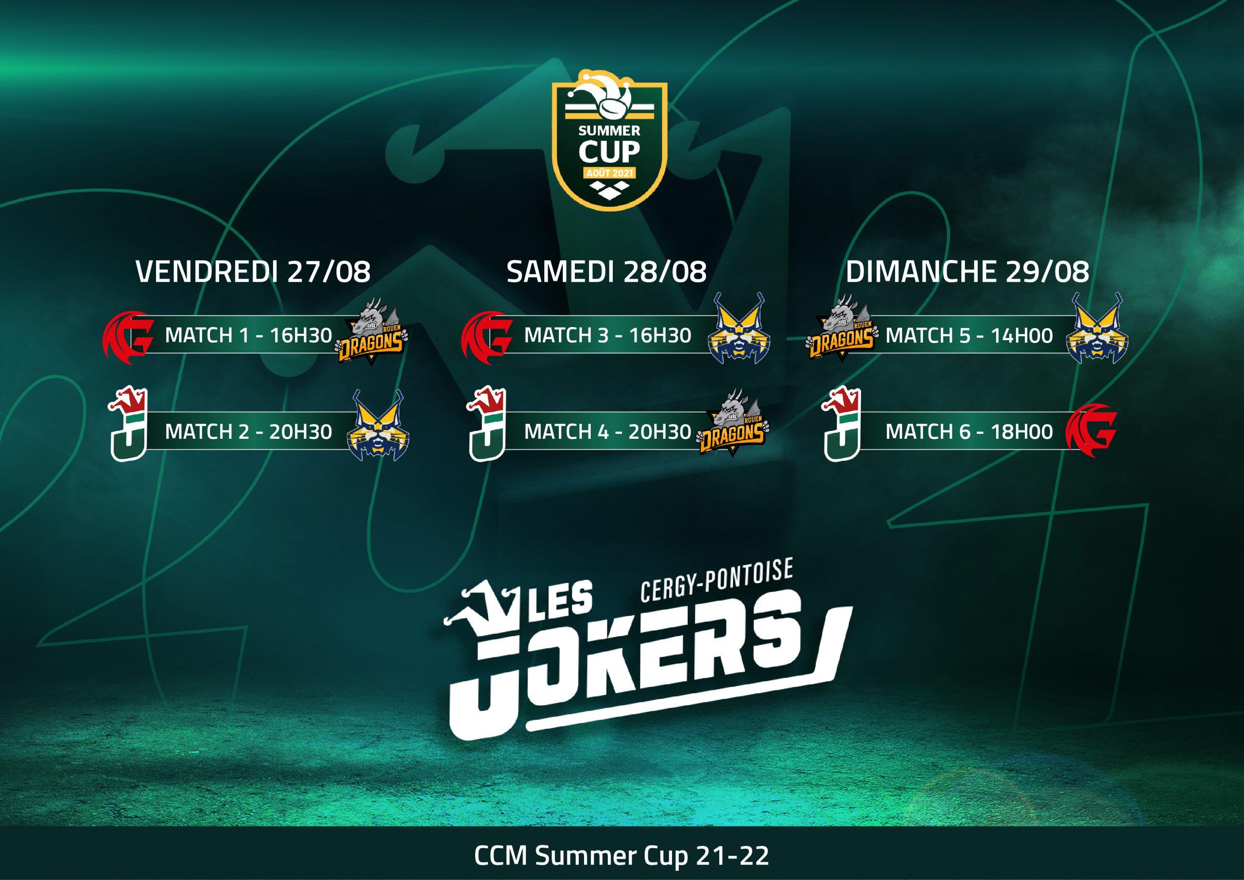 CCM Summer Cup