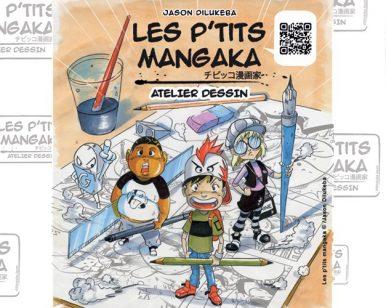 affiche dessin manga de Jason Dilukeba