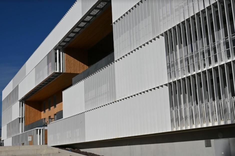 Le nouveau bâtiment de l'ESIEE-IT situé 8 rue Pierre de Coubertin à Pontoise ©ESIEE-IT