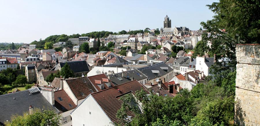 Centre ville de Pontoise