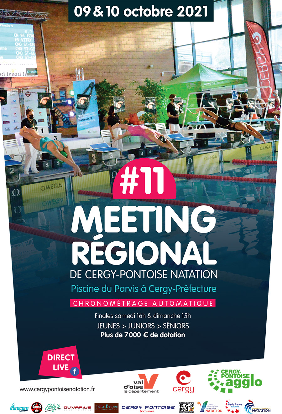 Affiche meeting 2021