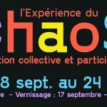 Exposition L'Expérience du ChaoS au Carreau de Cergy